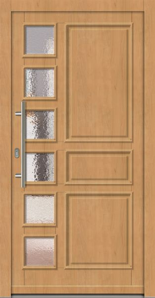 "Standardmaß Holz Haustür ""FALK"" 66mm"