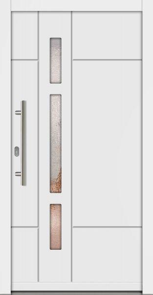"Standardmaß Holz Haustür ""MARKUS"" 68mm"